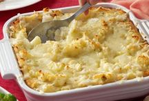 Recepten: Aardappel Puree/Mashed Potatoes