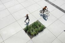 urban paving