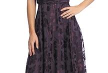 Eggplant Dresses / by DiscountDressShop.com