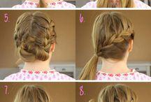 Tutorial Hairstyles