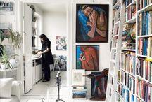 I have too many books / by Kimberly Tate
