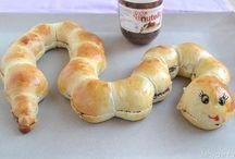 Idee torte e panini per compleanni