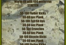 Fitness/workout