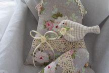 Birds & Birdhouses to sew