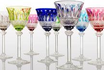 Decor ~ Crystalware & Glassware / by Coralie Jones