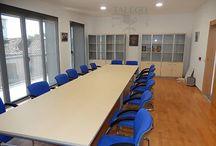 Sala de juntas o reuniones