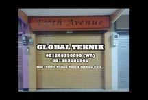 Jasa Tukang Servis Rolling Door Panggilan - 08888316211