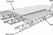 girder steel struss