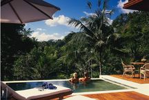 Places to go- Four Seasons Bali at Sayan / Perfect place for a vacation