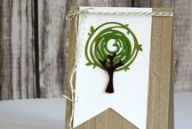 Stampin' Up Swirly Scribbles Thinlits