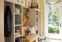 Home: Mudrooms & Dropzones / by Worthing Court Blog