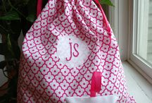 Sew It! ~ Drawstring Bags & Pouches