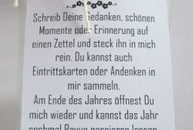 GEBURTSTAG IDEE