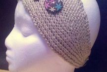 Crochet: Headbands and hair accessories / by Amanda Bartley