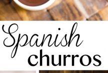 food - spanish