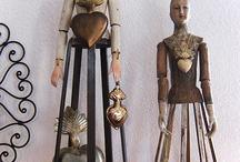Religious dolls Santo dolls