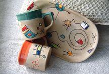 cerámica pintada