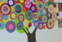 K- preK ART maternelle / by Catherine Brancieq