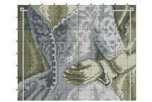 wzory haftow