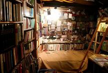 Home Body | Libraries / photos of beautiful in-home libraries / by Liz Tubman
