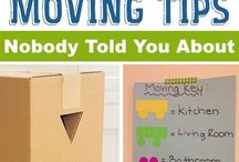 MOVING Tips & Hacks