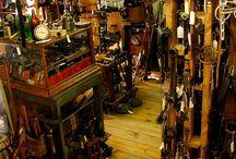 Tools and studios