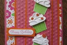 Cupcake Cards / by Marilyn Atencio