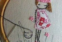 Crafts Embroidery & Stitches / Beautiful things