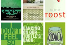 Cover Collage / Feel free to judge books by their covers with these curated collections of book covers!