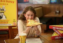 Big Mama's Pizza Slice