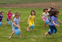 hry detska party