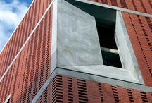 архитектура фасады