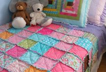 Rag Quilt Ideas / by Lisa Ingle