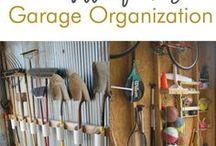 Garage organisation project