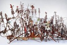 Art - Assemblages, Installations / by Margaret Gohn