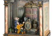 Teatrini, presepi.....casa delle bambole