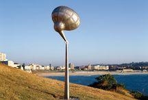 Sculpture / beautiful sculpture and instalations