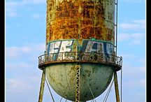 Watertowers / by Jenny .