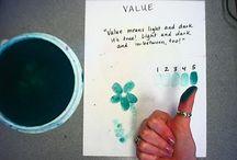 cromatologie / teoria culorii