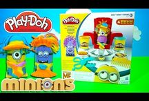 Play-doh world of toys / Anything is possible with play-doh