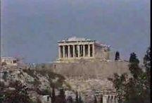 Athens down town  / Greece