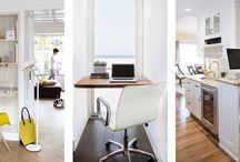 Una pequeña gran oficina en casa