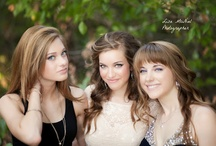 Photo ideas for sisters and friends / by Laurie Severson