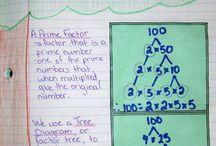 School- Math Journals