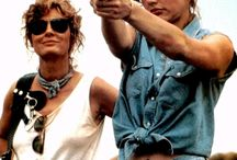 thelma & louise - art