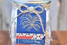 4th of July Crafts and More Patriotic Crafts / This board features paper crafts for the 4th of July and other all-American holidays. Find patriotic handmade cards, DIY party decorations, and more. / by AllFreePaperCrafts