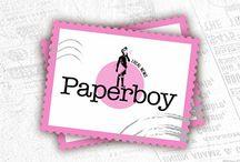 Paperboy Local News Branding.
