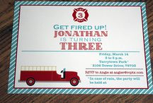 Party Ideas / Some fun ideas for your next party. Got an idea and don't see it? Email us at info@typejarstudio.com