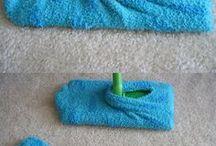 Huishoudelijke tips.