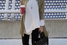 Hijabi Fashion Casual Street Style Outfit